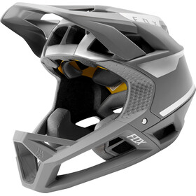 Fox Proframe Quo Helmet Men, pewter